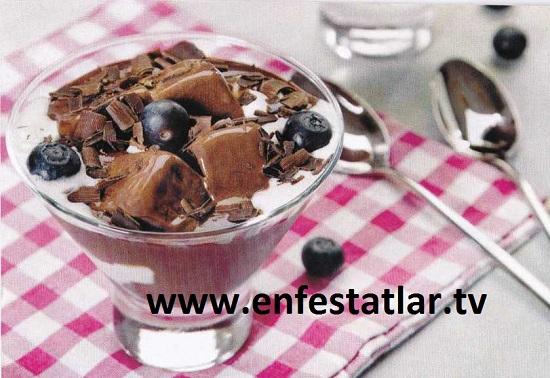 Çikolatalı Yaz Supanglesi