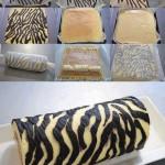 Zebra Rulo Pasta