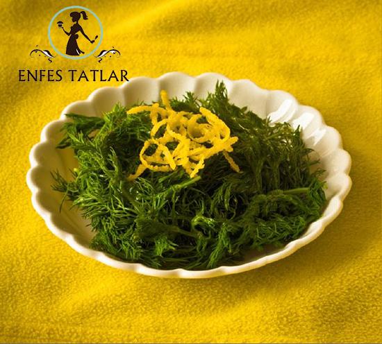 Arapsaçı Salatası