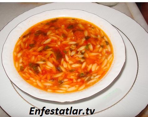 arpa şehriye çorbası tarifi