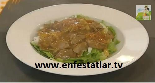 Etli Noodle Salatası