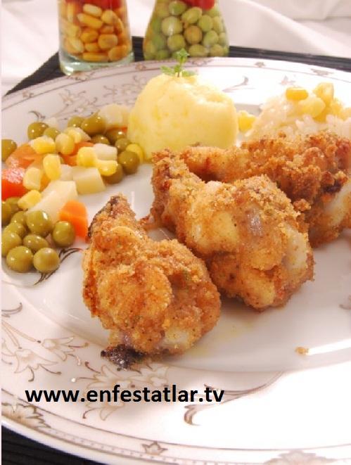 Galetalı Tavuk Baget