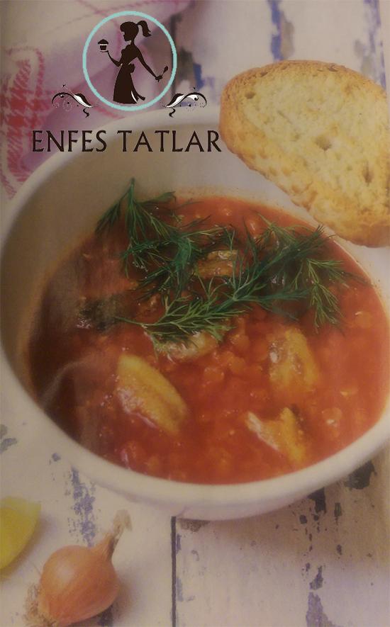 Hamsili Tarhana Çorbası