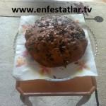 Kakaolu Portakallı Kek