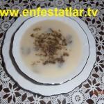Kolay Mantar Çorbası