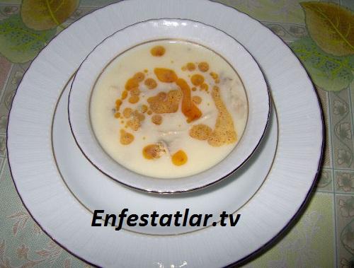 Meyaneli Tavuk Çorbası