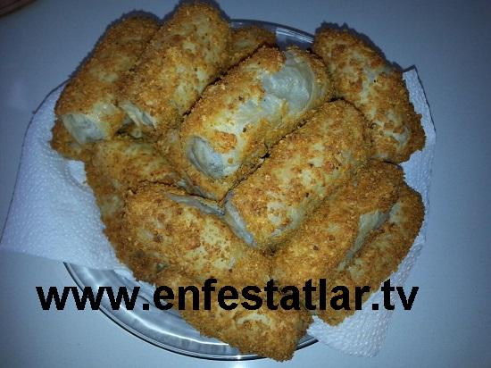Patates Cipsli Avcı Böreği