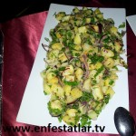 Patates Salatası Videolu