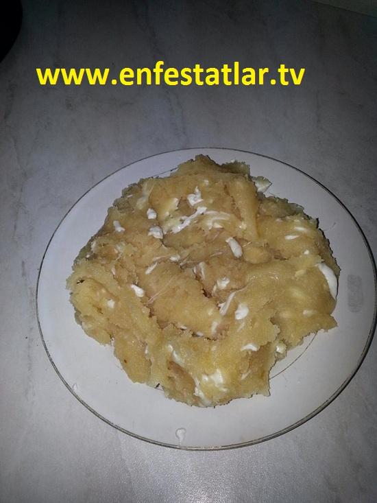 Peynirli Helva