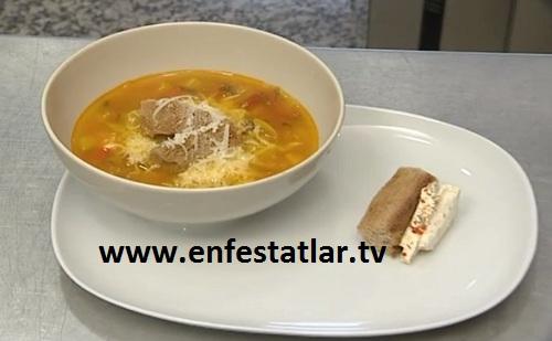Safranlı Çorba