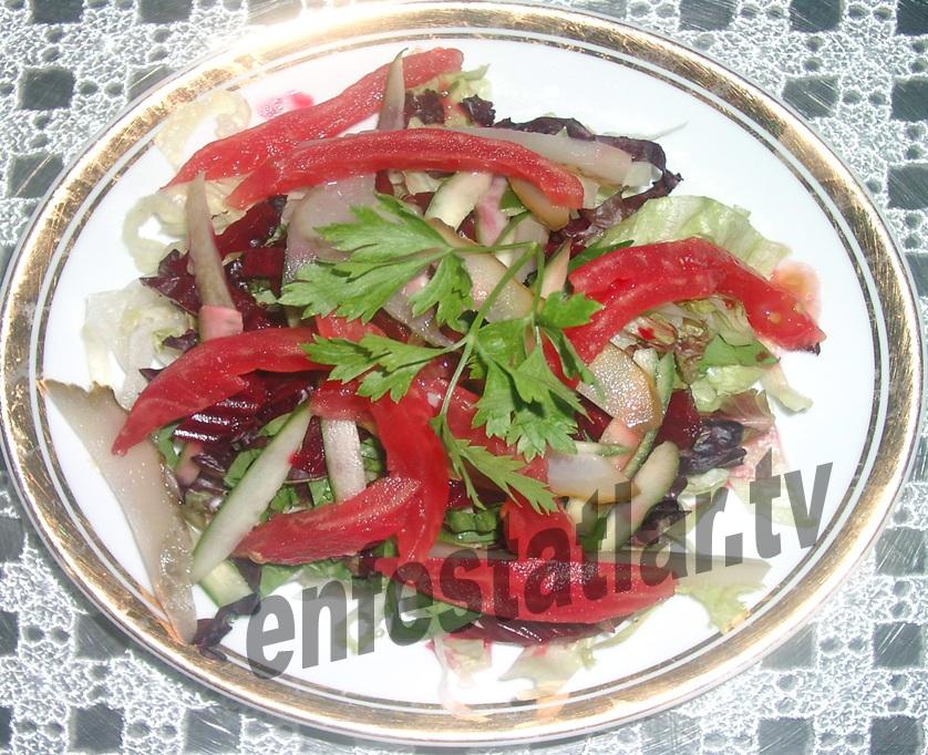 Yeşil Bahçe Salatası