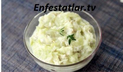 Yulaflı Kabak Salatası