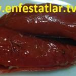 Zeytinyağlı Kırmızıbiber Dolması
