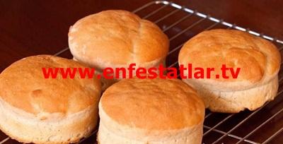kahvalti coregi İngiliz Kahvaltı Çöreği