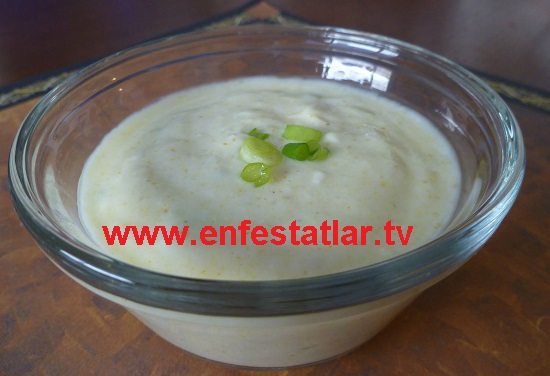 yoğurtlu korili sos