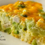 Brokoli Pie