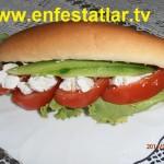 Domatesli Soğuk Sandviç