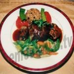 Fıstıklı Biftek Sarma