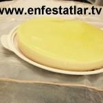 Limon Jöleli Sütlü İrmik Tatlısı