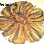 Mısır Unlu Patlıcan Kızartması ( Hamsi Patlıcan )