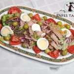 Ton Balıklı Akdeniz Salatası
