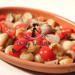 Arpacık Soğanlı Salata