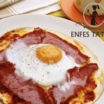 Pastırmalı Fırın Yumurta