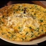 Peynirli Omlet Videolu